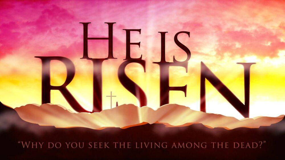 Christ Is Risen Lyrics