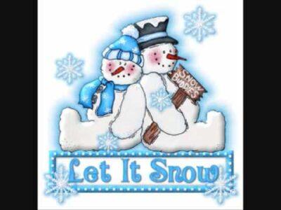 Let It Snow Lyrics