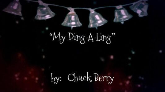My Ding A Ling Lyrics