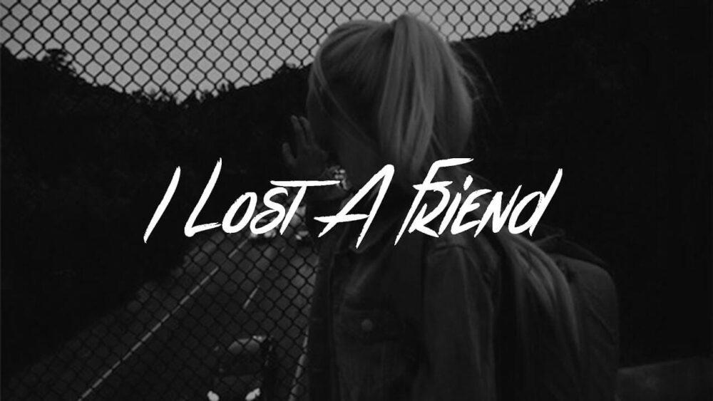 I Lost a Friend Lyrics